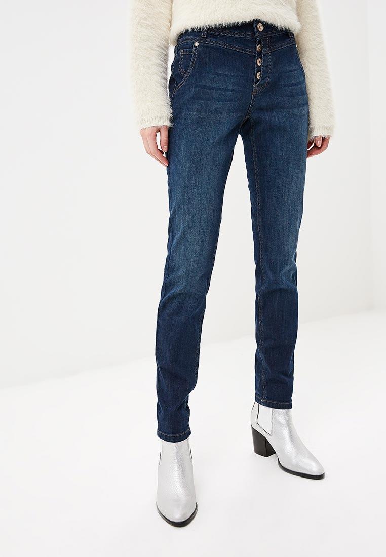 Зауженные джинсы Taifun 220003-19083