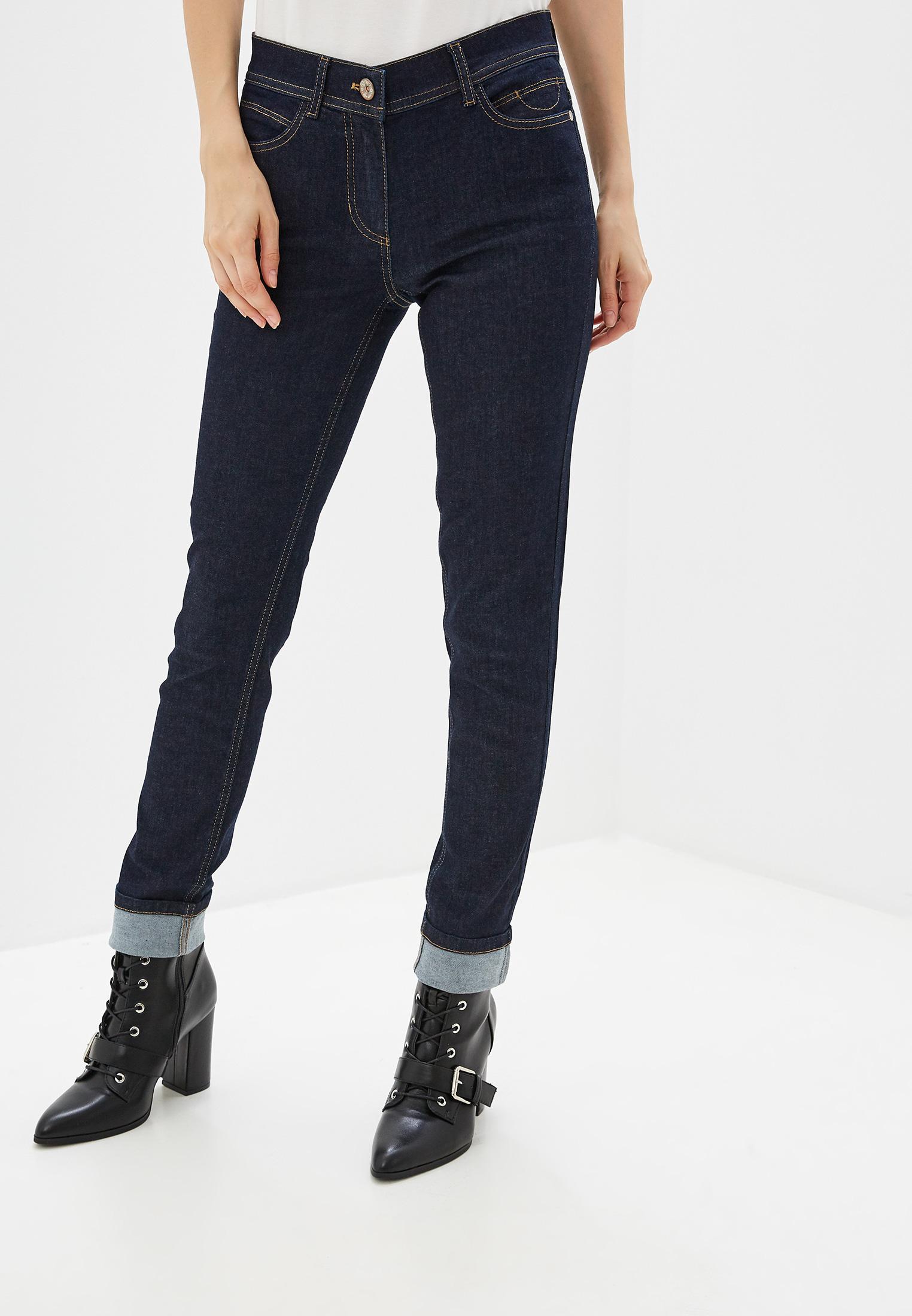 Прямые джинсы Taifun 420018-19095