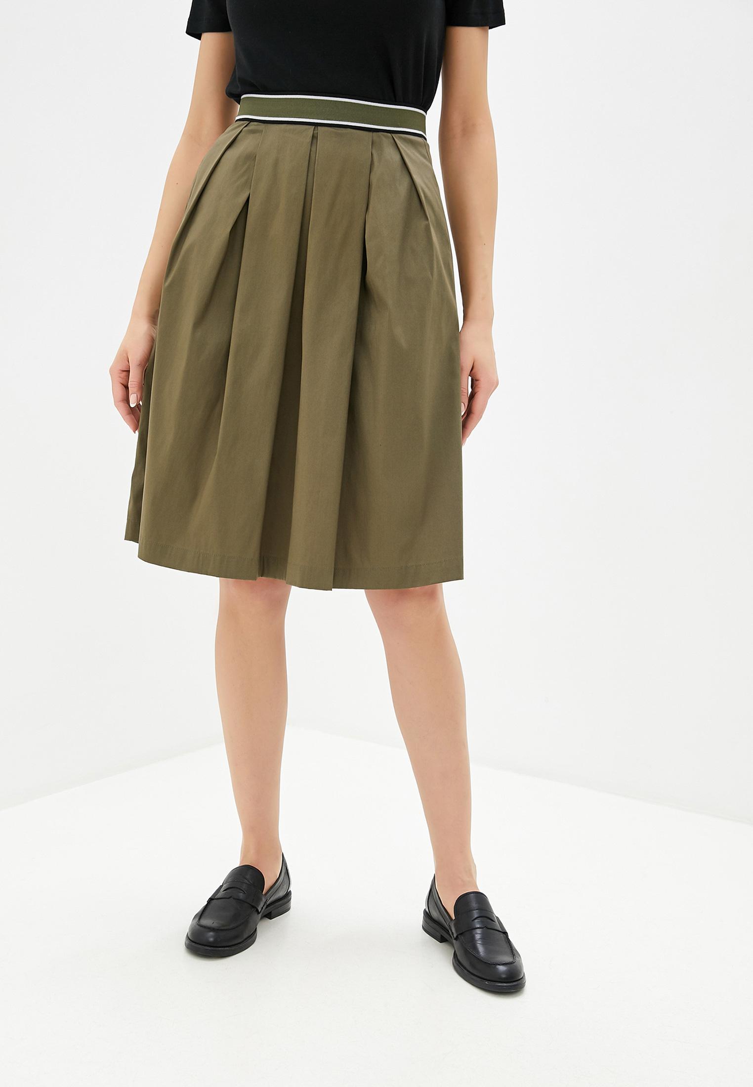 Широкая юбка Taifun 310012-11095