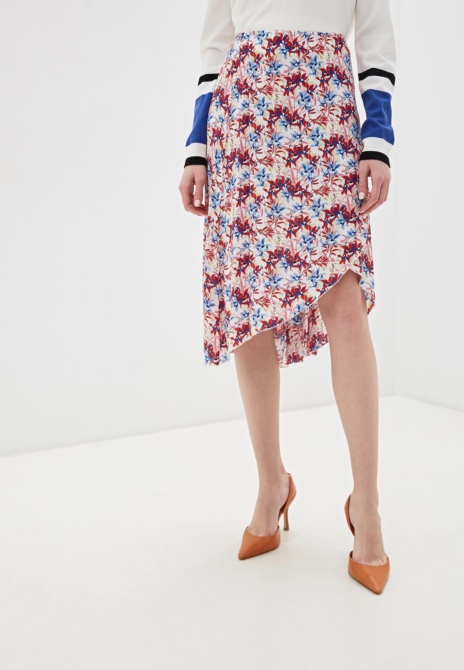 Широкая юбка Taifun 310019-17130
