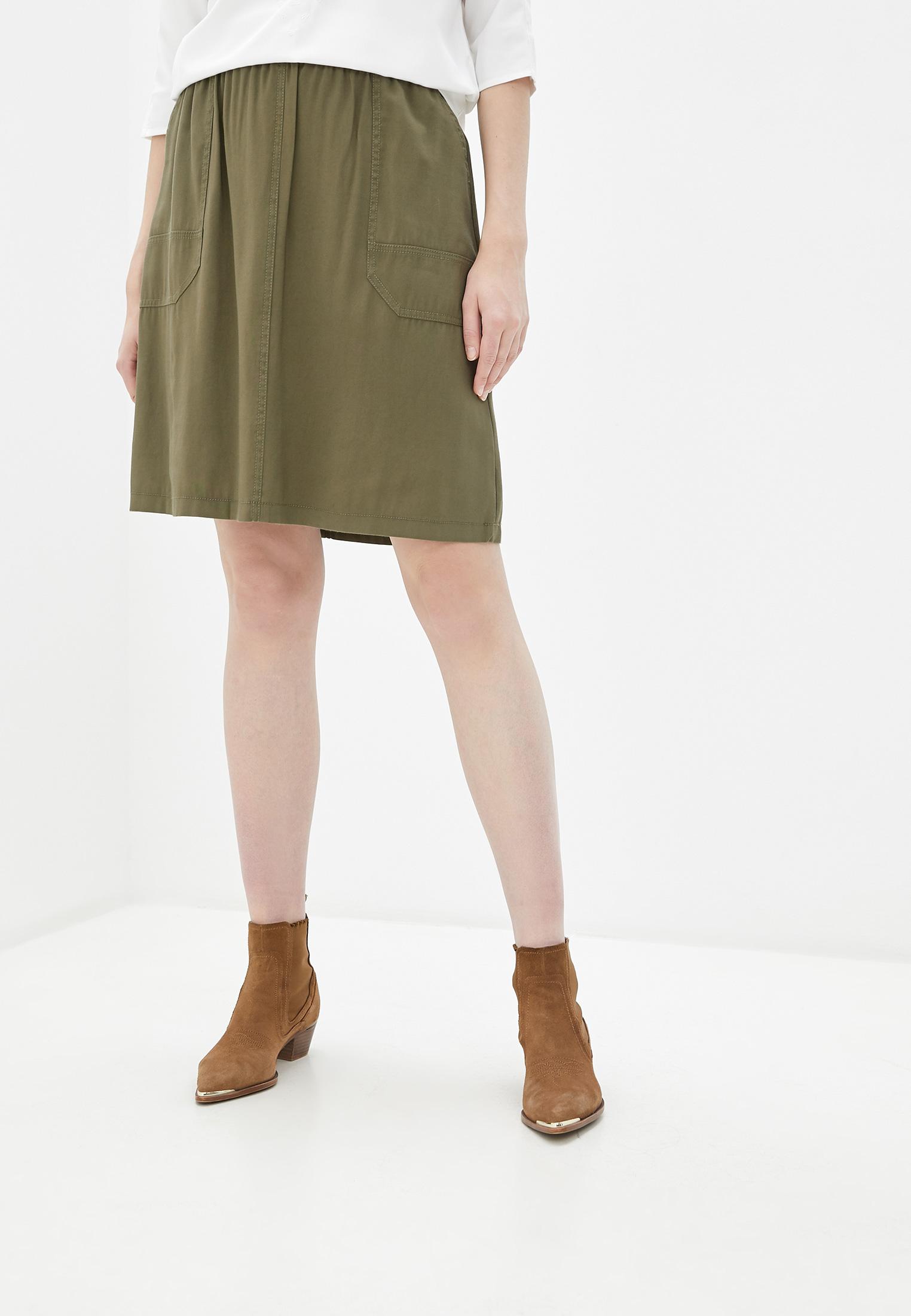 Широкая юбка Taifun 310035-11133