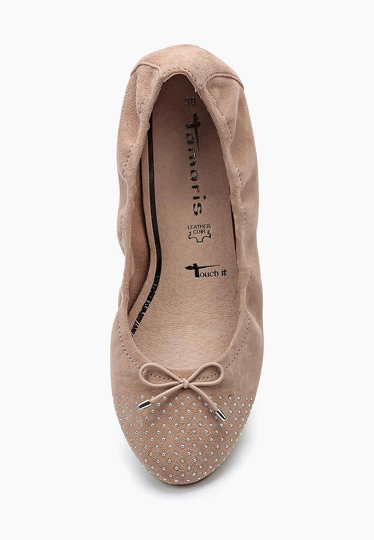 Женские балетки Tamaris (Тамарис) 1-1-22122-20-558: изображение 4