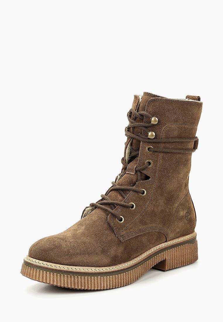 Женские ботинки Tamaris (Тамарис) 1-1-26078-31-722