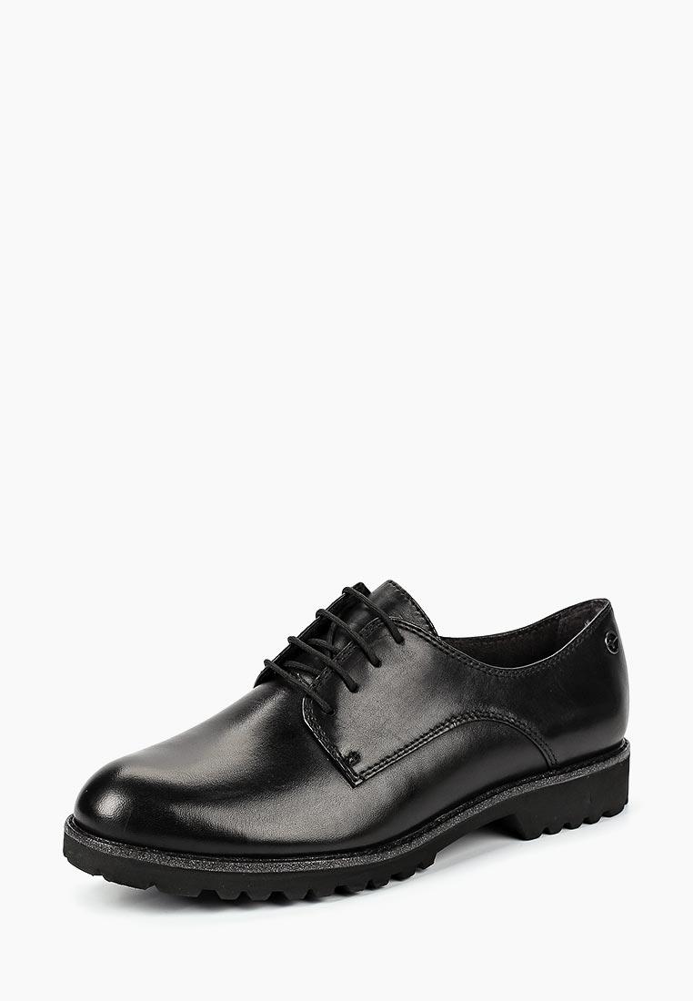 Женские ботинки Tamaris (Тамарис) 1-1-23725-21-003
