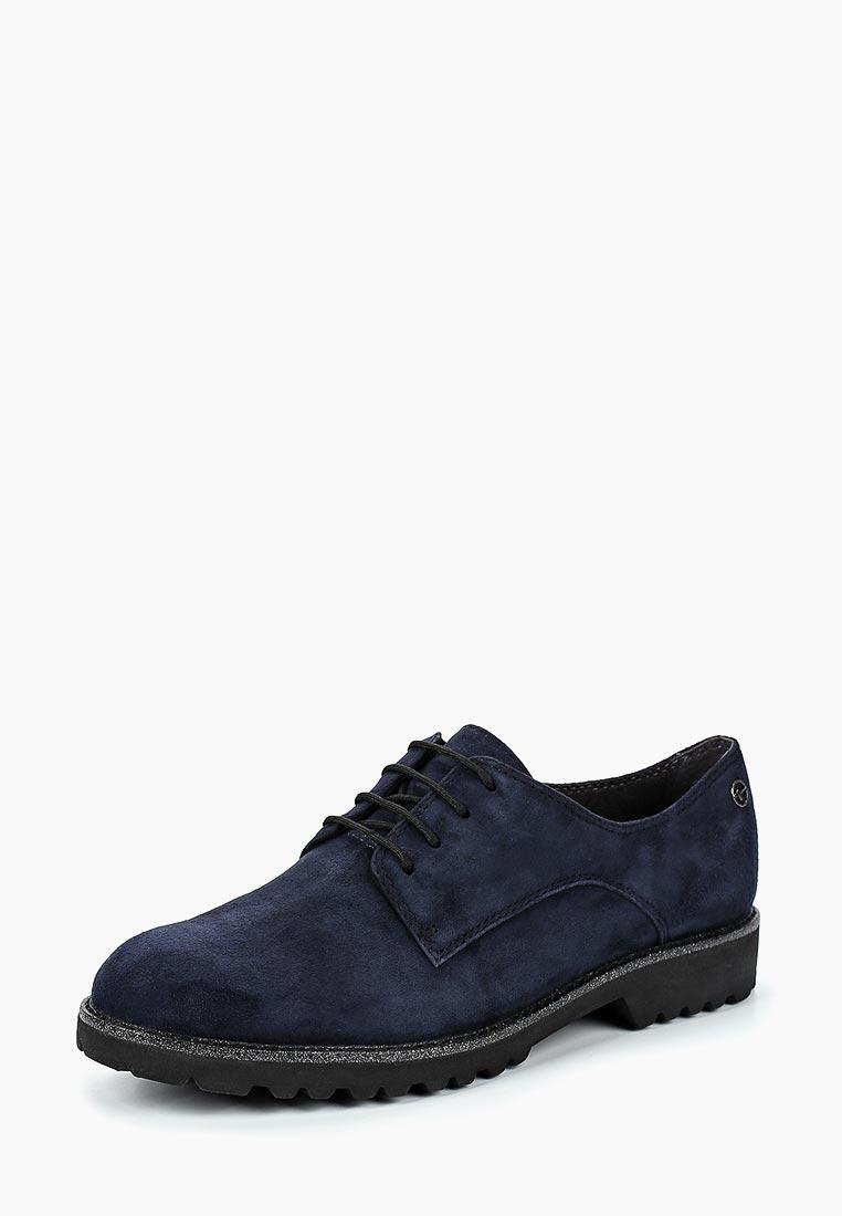 Женские ботинки Tamaris (Тамарис) 1-1-23725-21-807