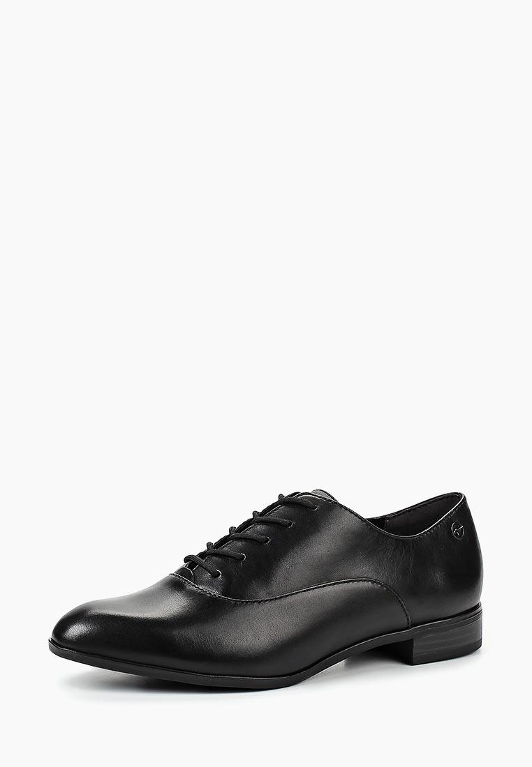 Женские ботинки Tamaris (Тамарис) 1-1-23203-21-001