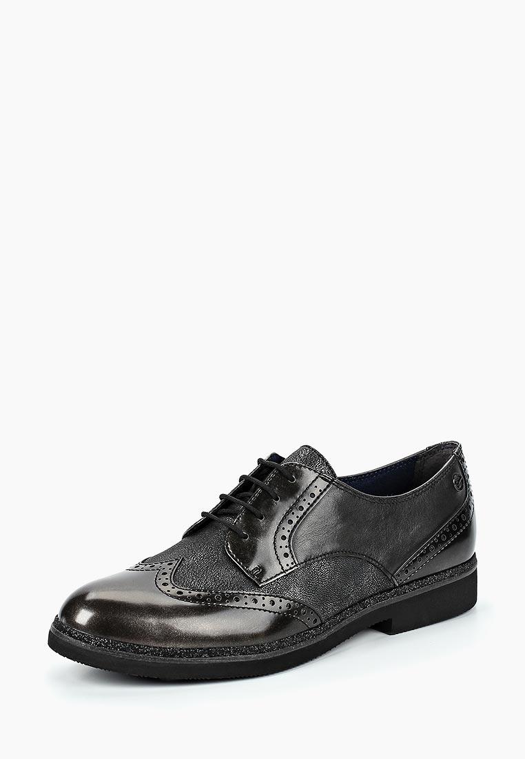 Женские ботинки Tamaris (Тамарис) 1-1-23711-21-234