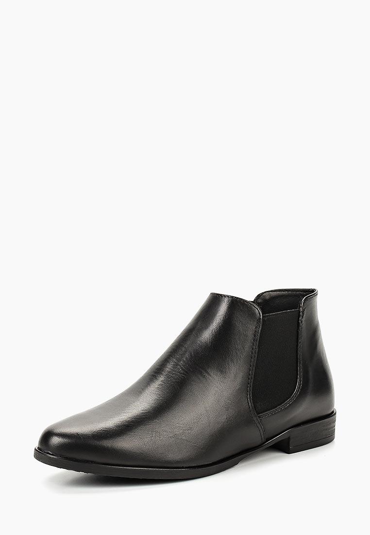 Женские ботинки Tamaris (Тамарис) 1-1-25097-21-003