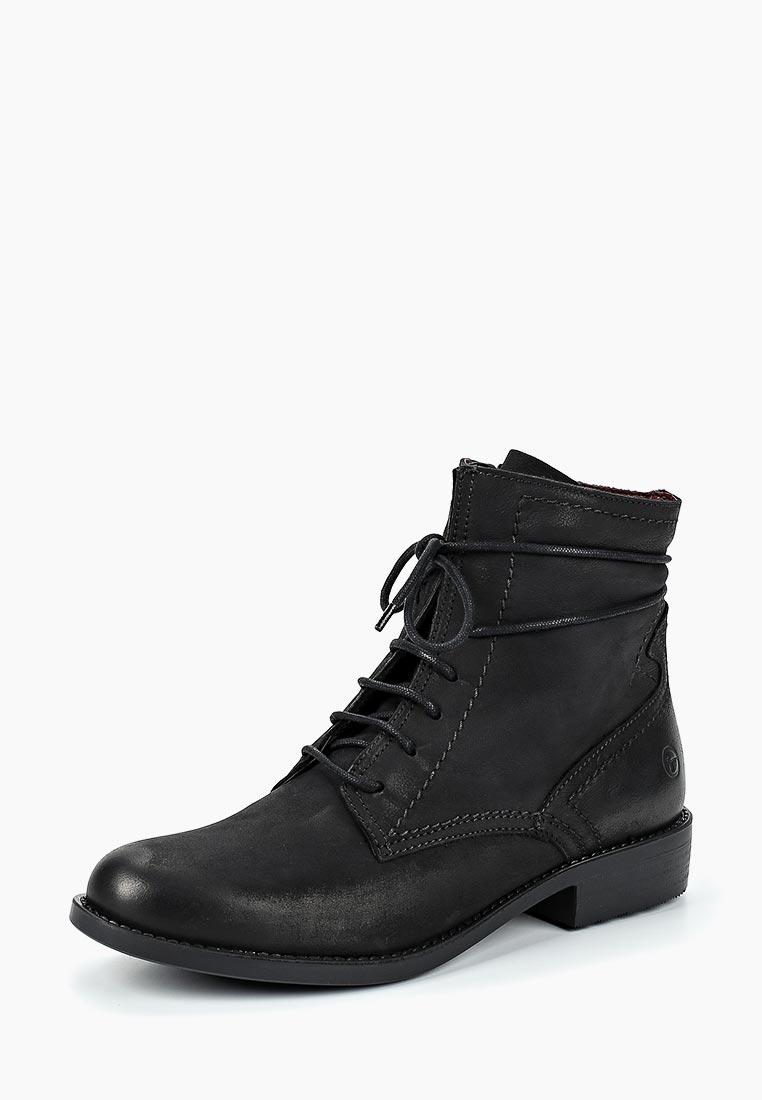 Женские ботинки Tamaris (Тамарис) 1-1-25111-21-001