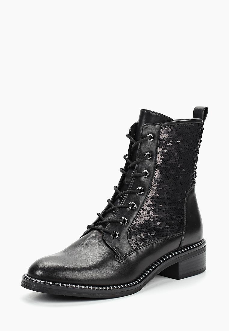 Женские ботинки Tamaris (Тамарис) 1-1-25118-21-001