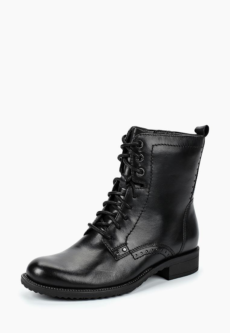 Женские ботинки Tamaris (Тамарис) 1-1-25217-21-001