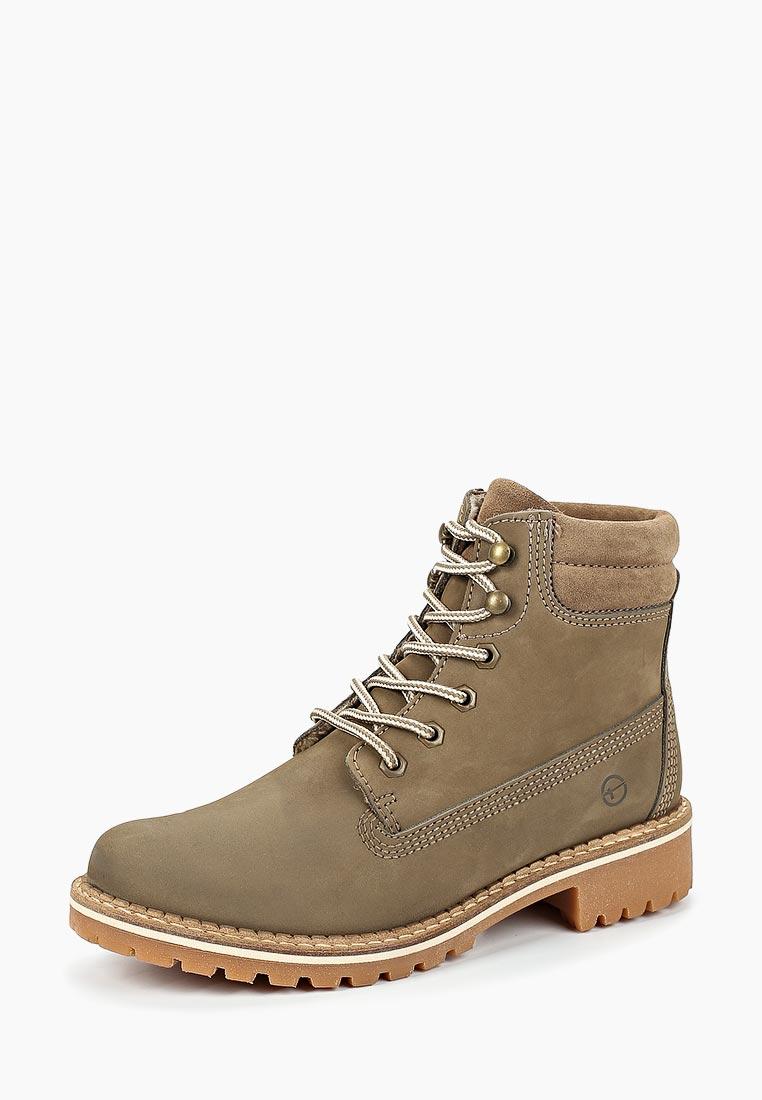 Женские ботинки Tamaris (Тамарис) 1-1-25242-21-341