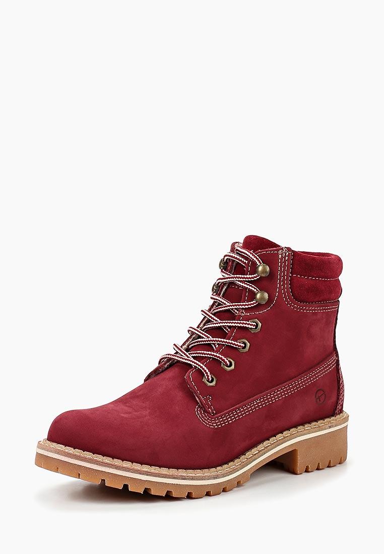 Женские ботинки Tamaris (Тамарис) 1-1-25242-21-500