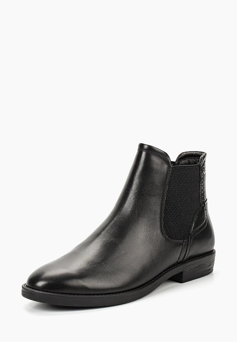 Женские ботинки Tamaris (Тамарис) 1-1-25306-21-001