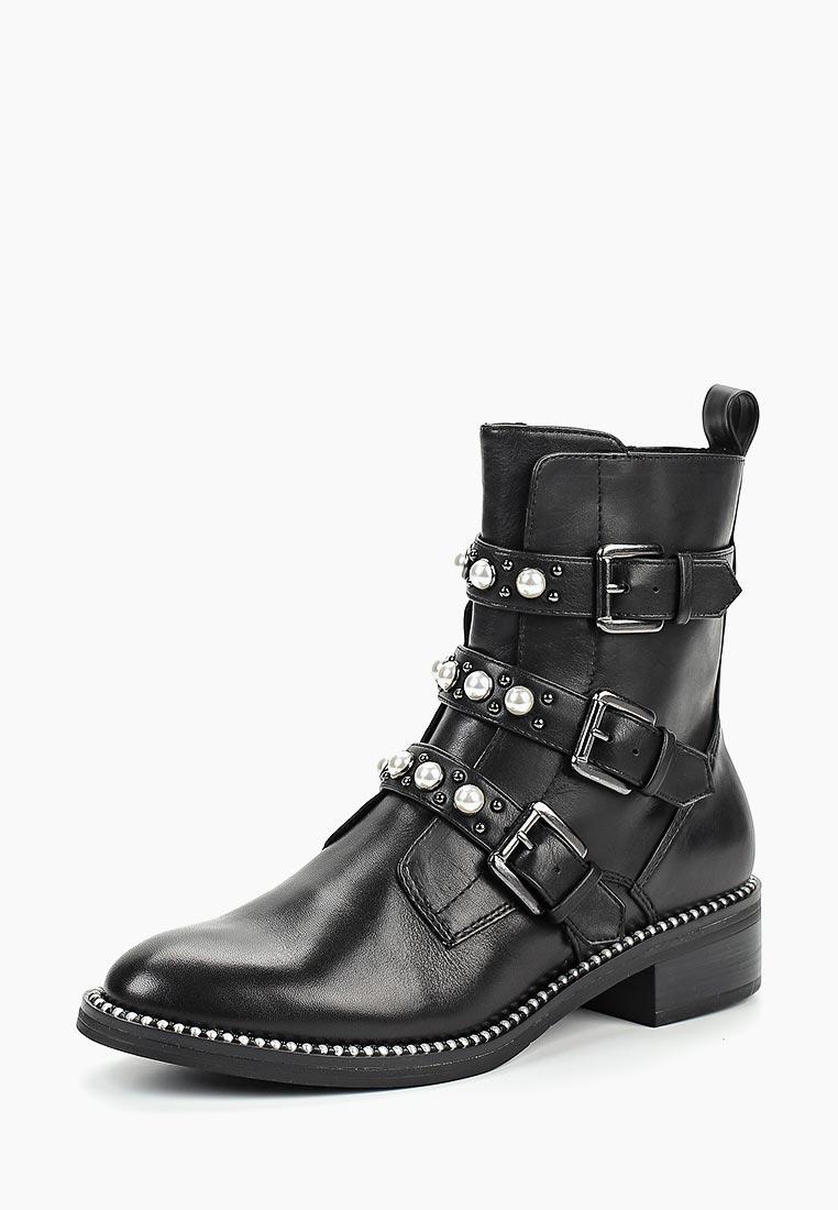 Женские ботинки Tamaris (Тамарис) 1-1-25396-21-001