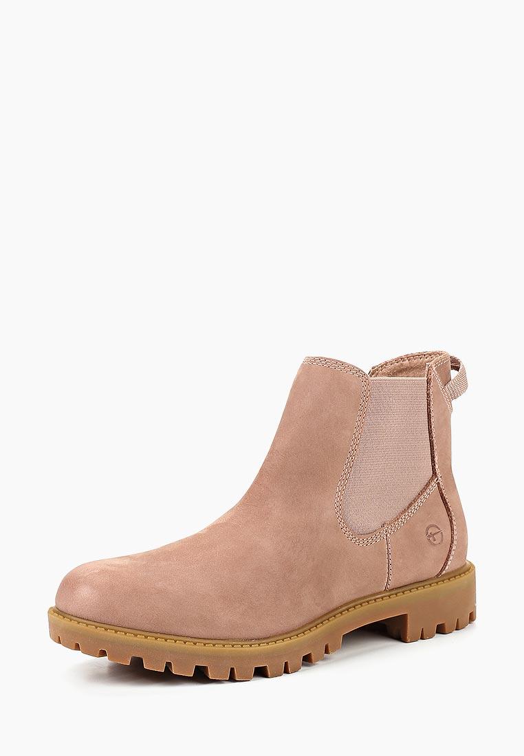 Женские ботинки Tamaris (Тамарис) 1-1-25401-21-521