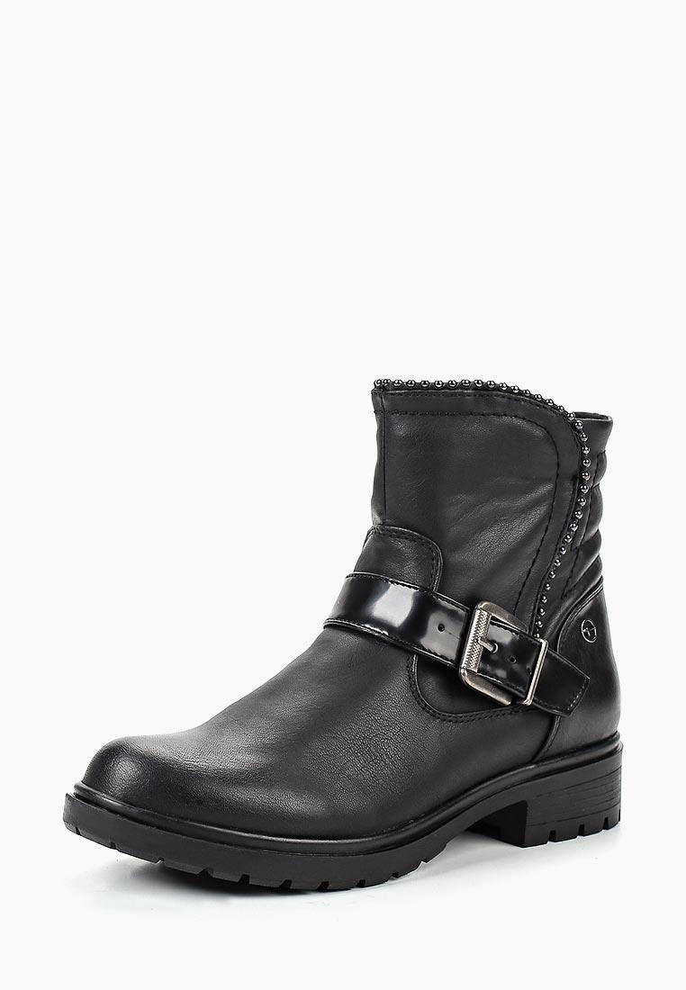 Женские ботинки Tamaris (Тамарис) 1-1-25440-21-001