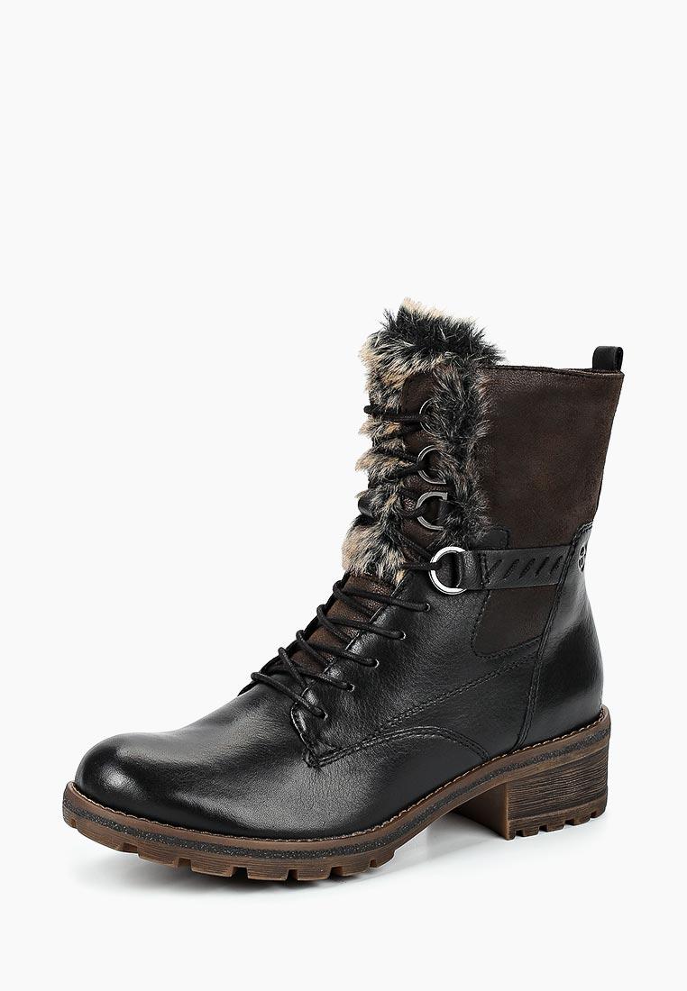 Женские ботинки Tamaris (Тамарис) 1-1-26212-21-098