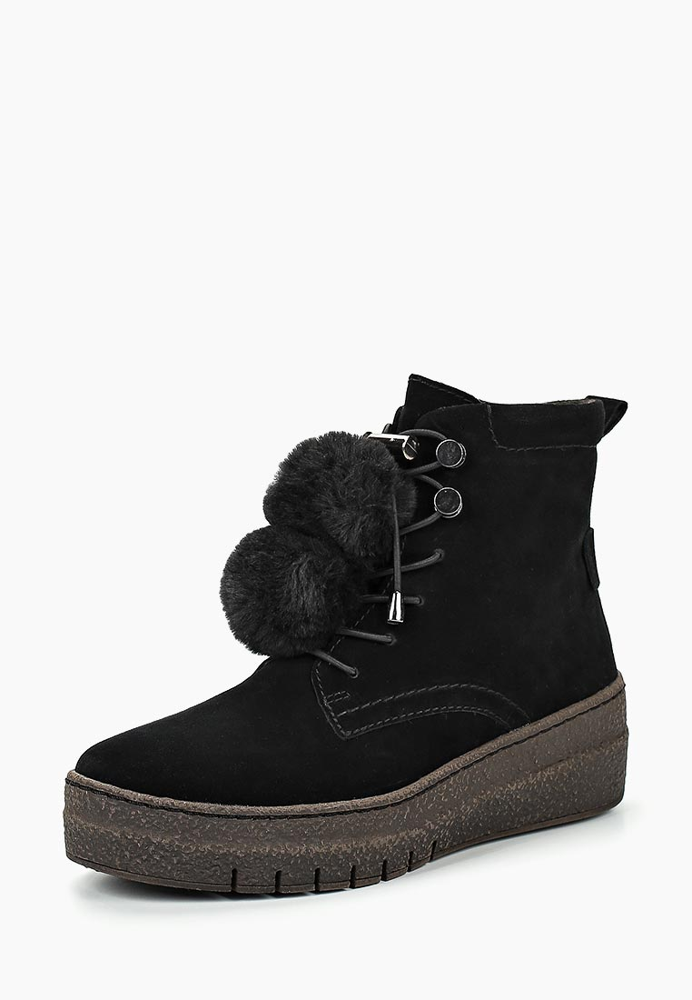 Женские ботинки Tamaris (Тамарис) 1-1-26270-21-001