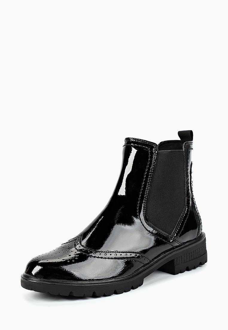 Женские ботинки Tamaris (Тамарис) 1-1-25491-21-018