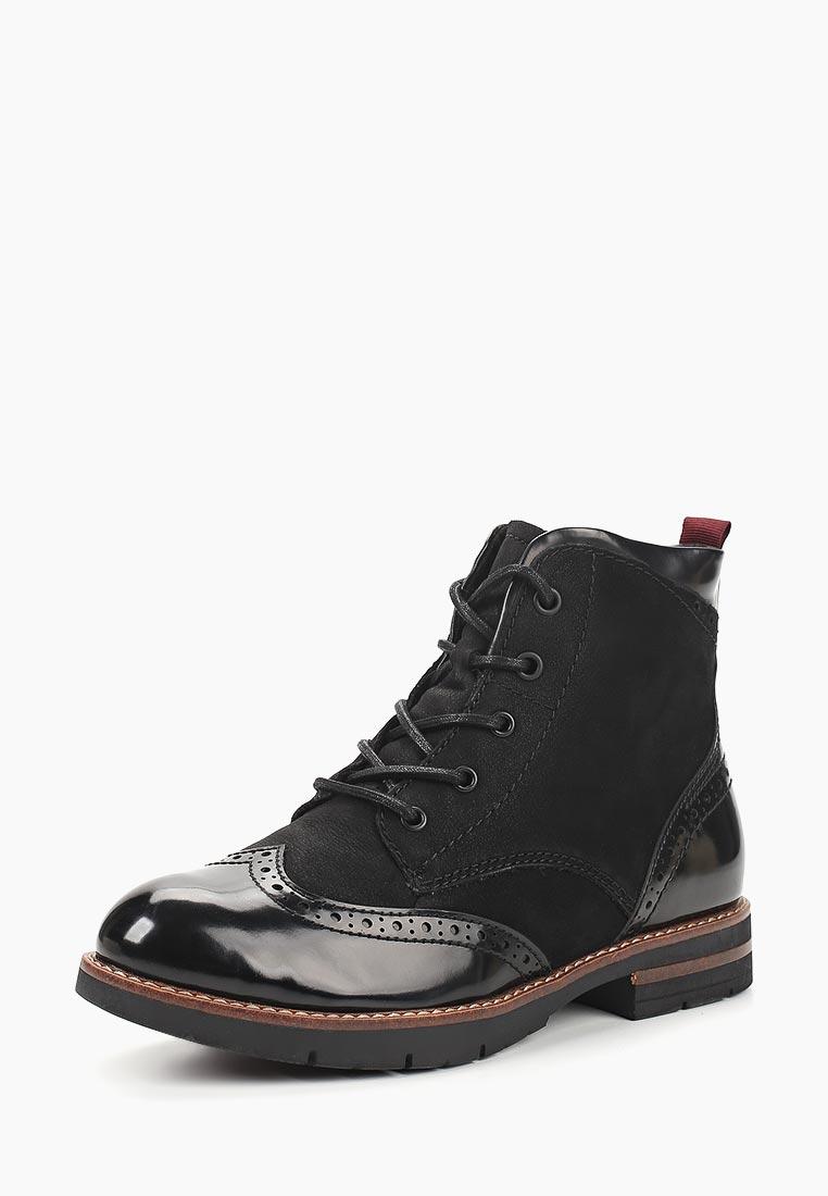 Женские ботинки Tamaris (Тамарис) 1-1-25282-21-001