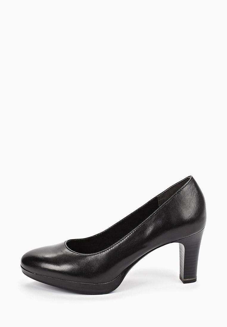 Женские туфли Tamaris (Тамарис) 1-1-22410-23: изображение 1