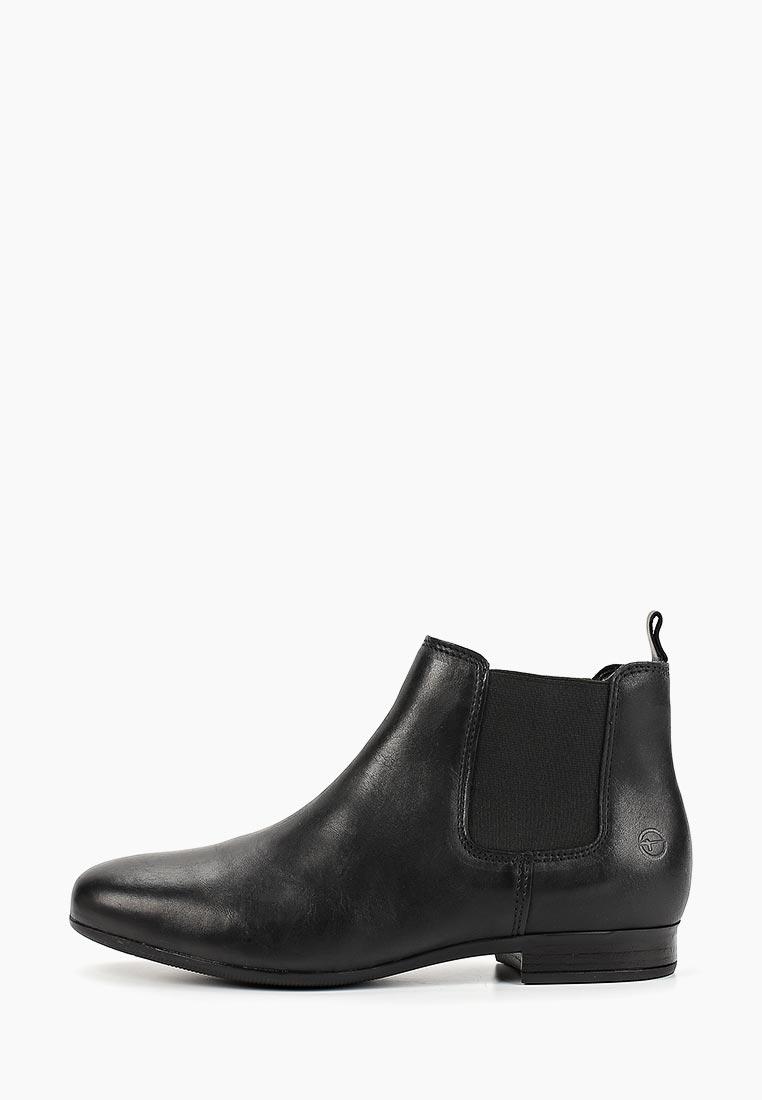 Женские ботинки Tamaris (Тамарис) 1-1-25326-23