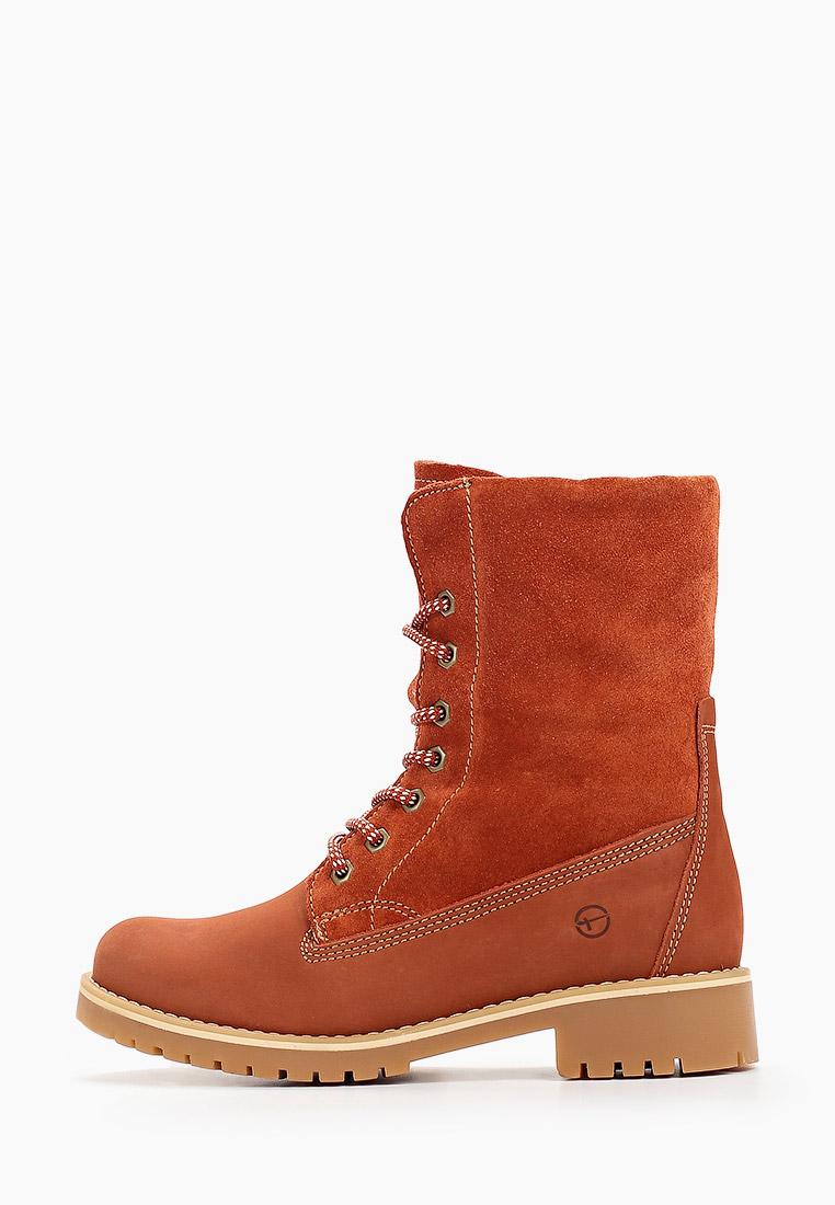 Женские ботинки Tamaris (Тамарис) 1-1-26443-23