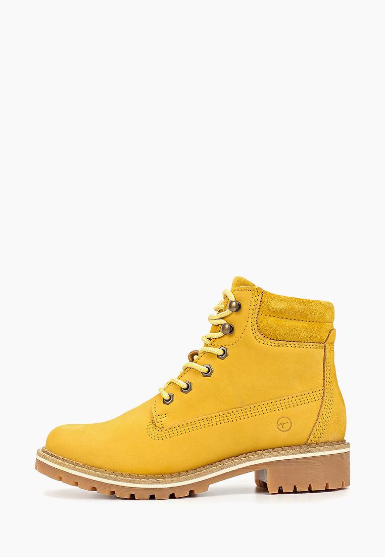 Женские ботинки Tamaris (Тамарис) 1-1-25242-23