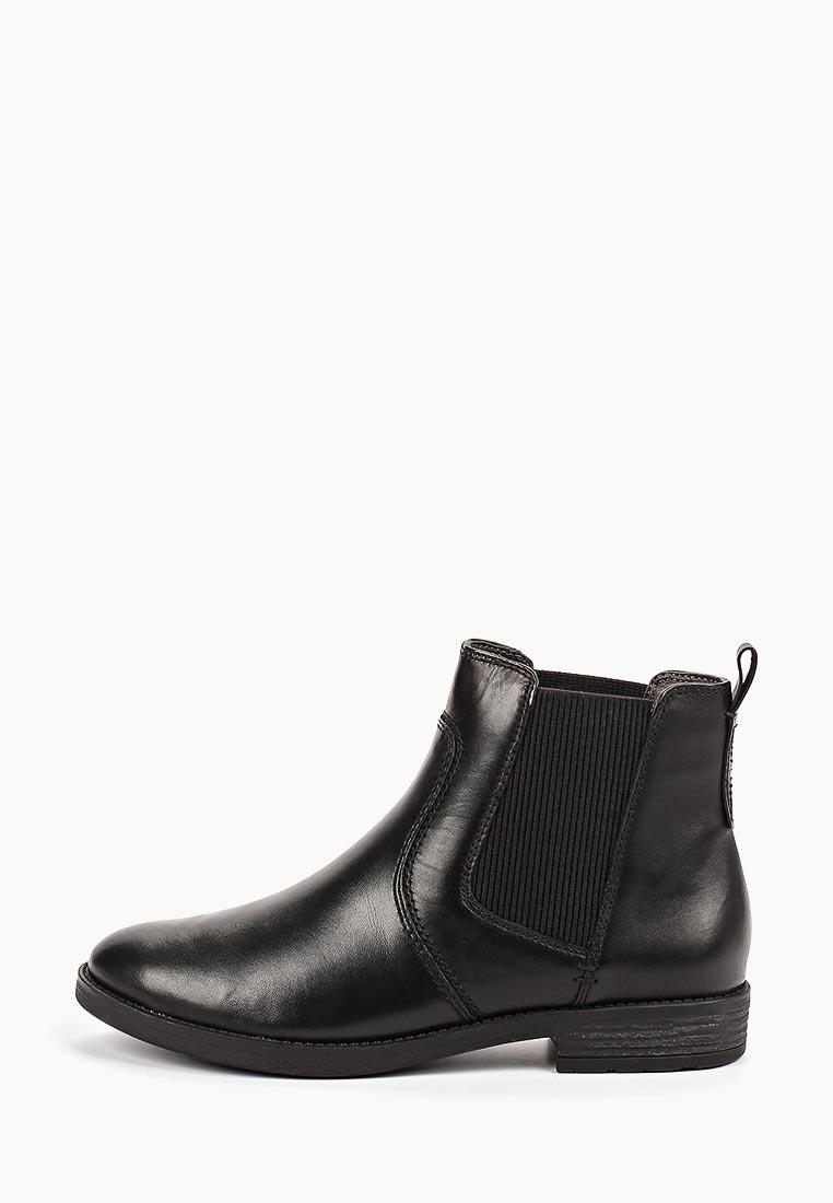 Женские ботинки Tamaris (Тамарис) 1-1-25306-23