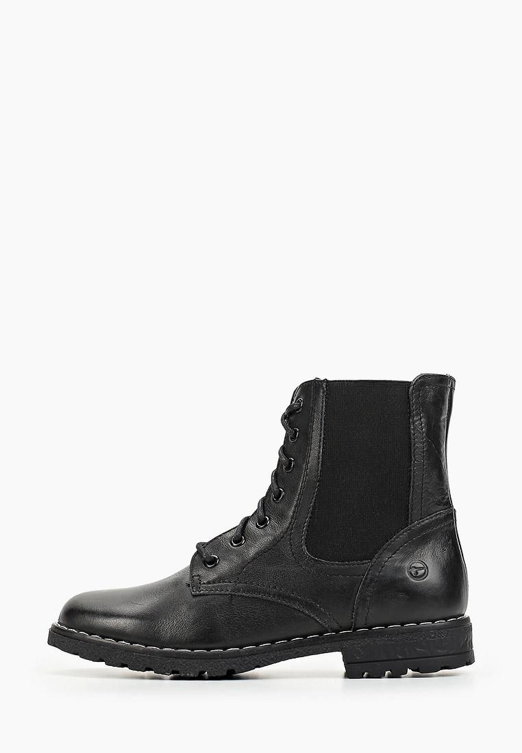 Женские ботинки Tamaris (Тамарис) 1-1-25219-33