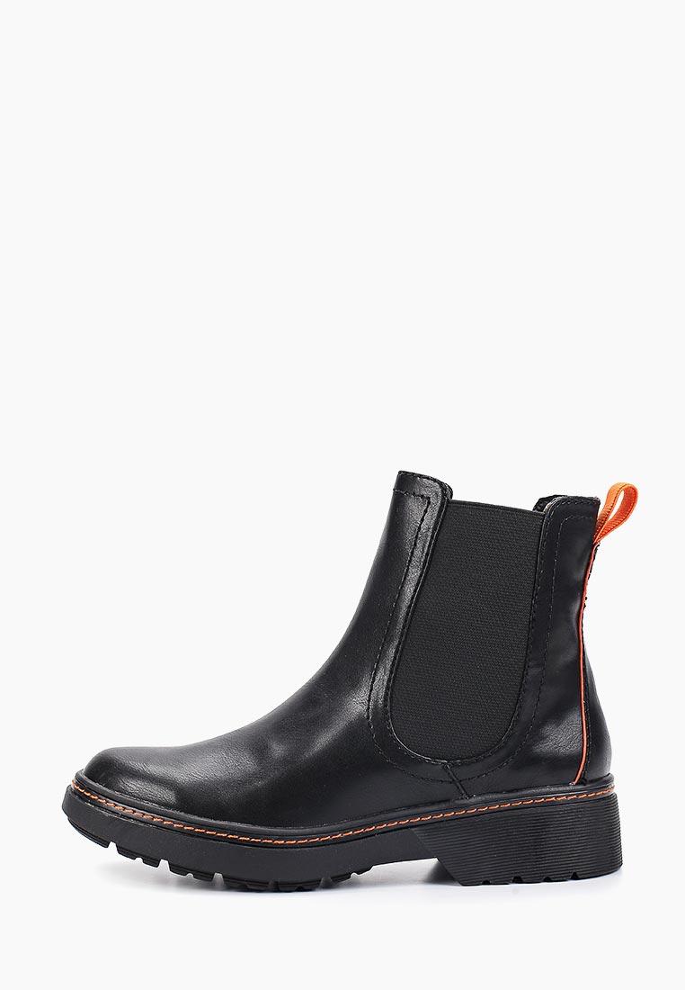 Женские ботинки Tamaris (Тамарис) 1-1-25962-33