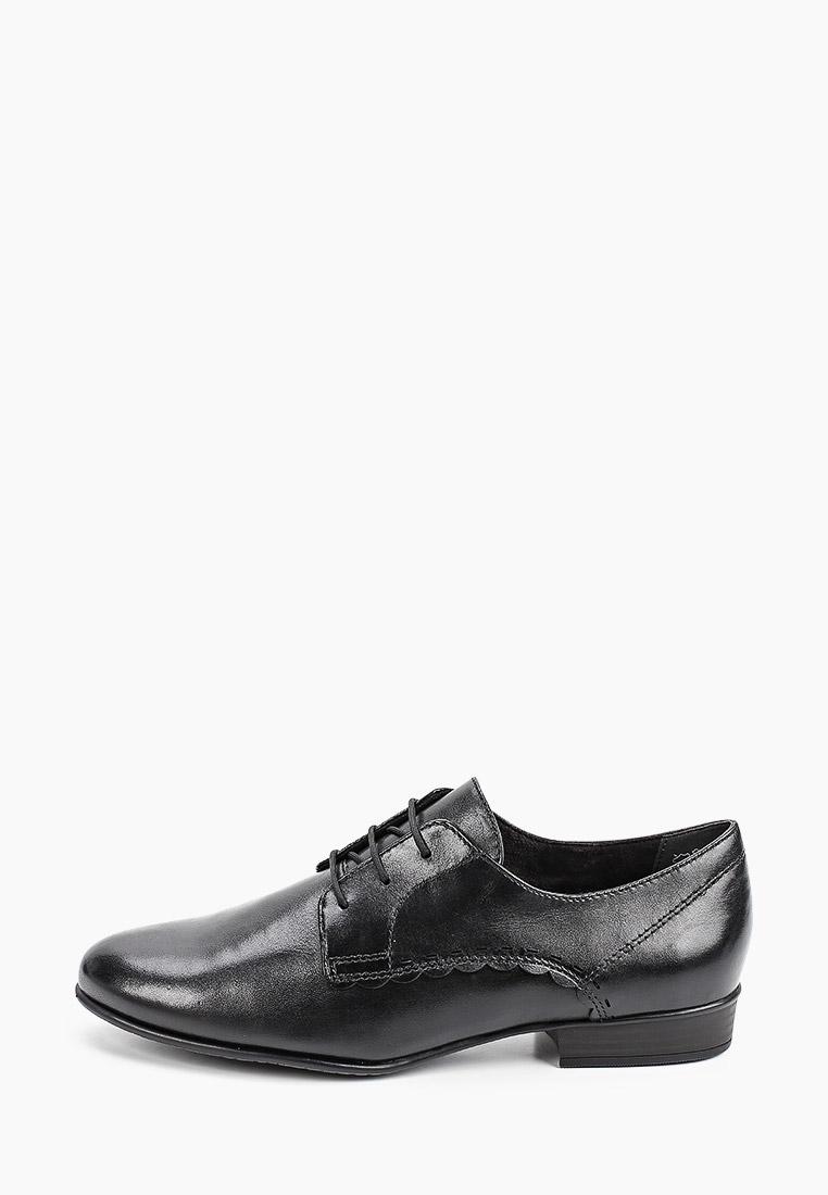 Женские ботинки Tamaris (Тамарис) 1-1-23218-24
