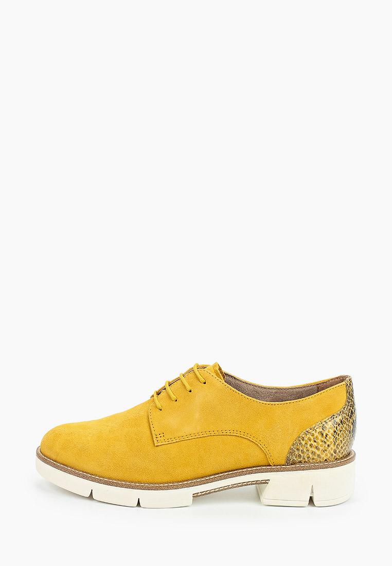 Женские ботинки Tamaris (Тамарис) 1-1-23703-34