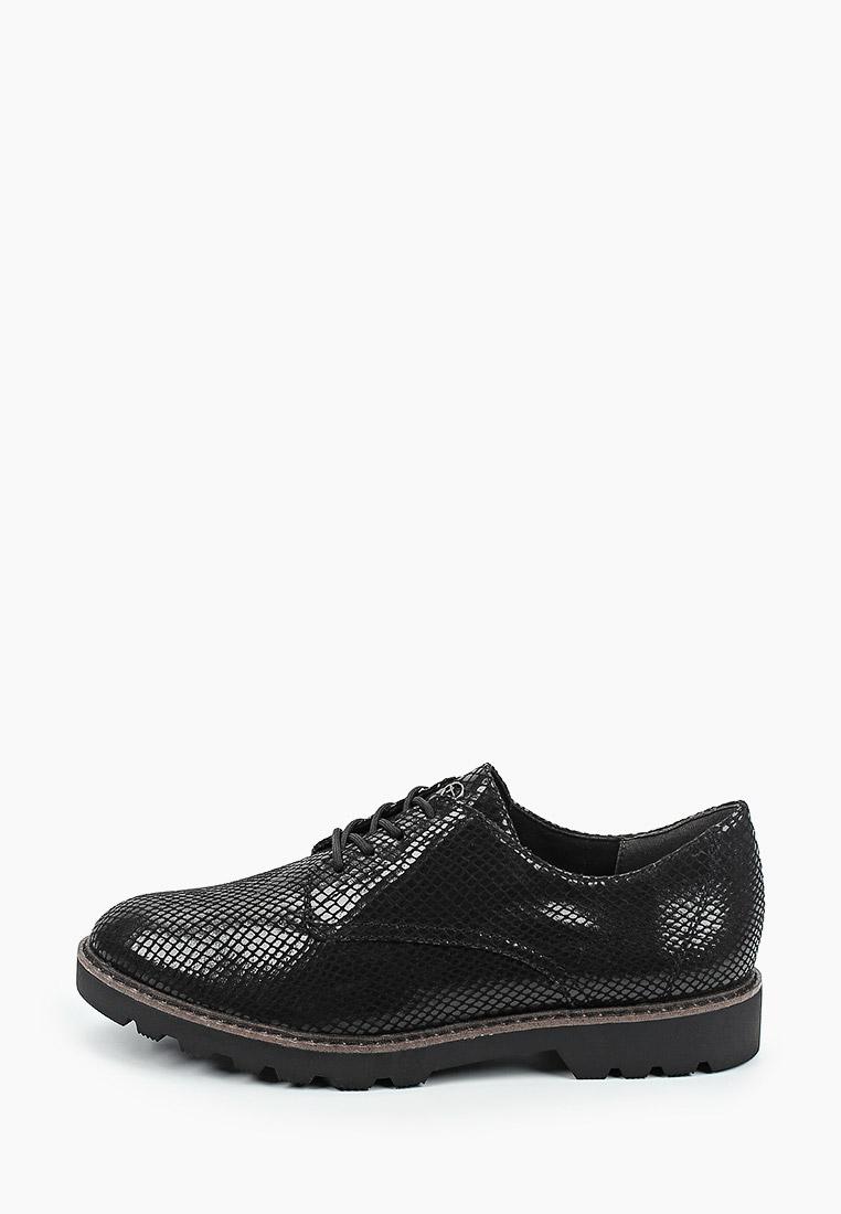 Женские ботинки Tamaris (Тамарис) 1-1-23635-25