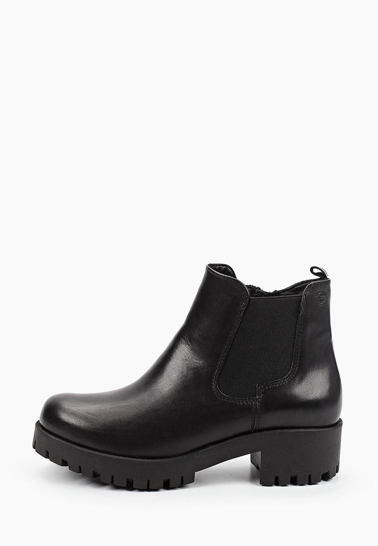 Женские ботинки Tamaris (Тамарис) 1-1-25435-25