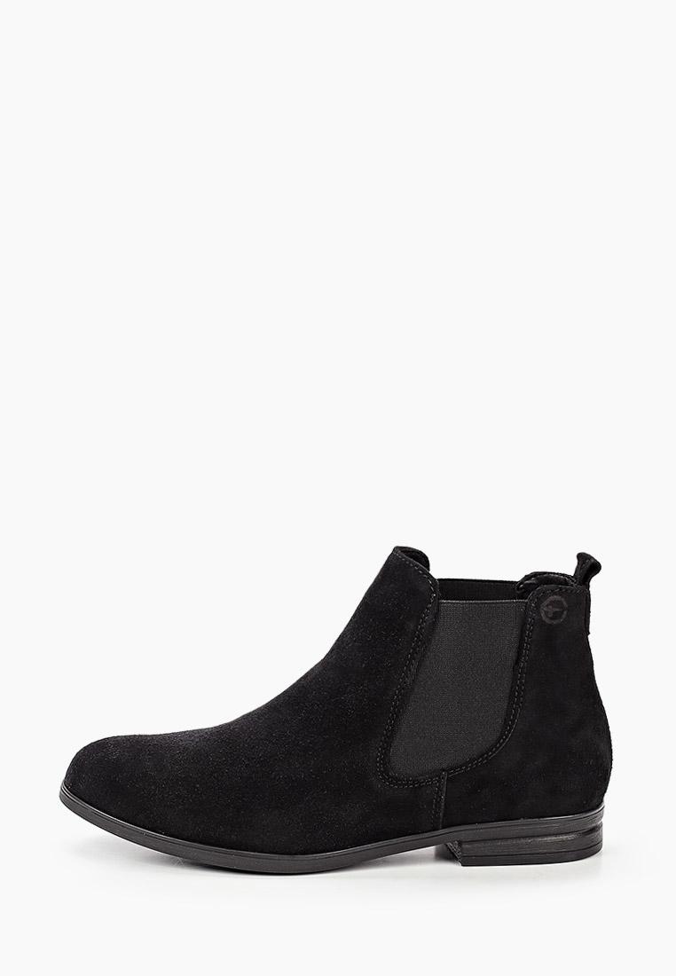 Женские ботинки Tamaris (Тамарис) 1-1-25370-25