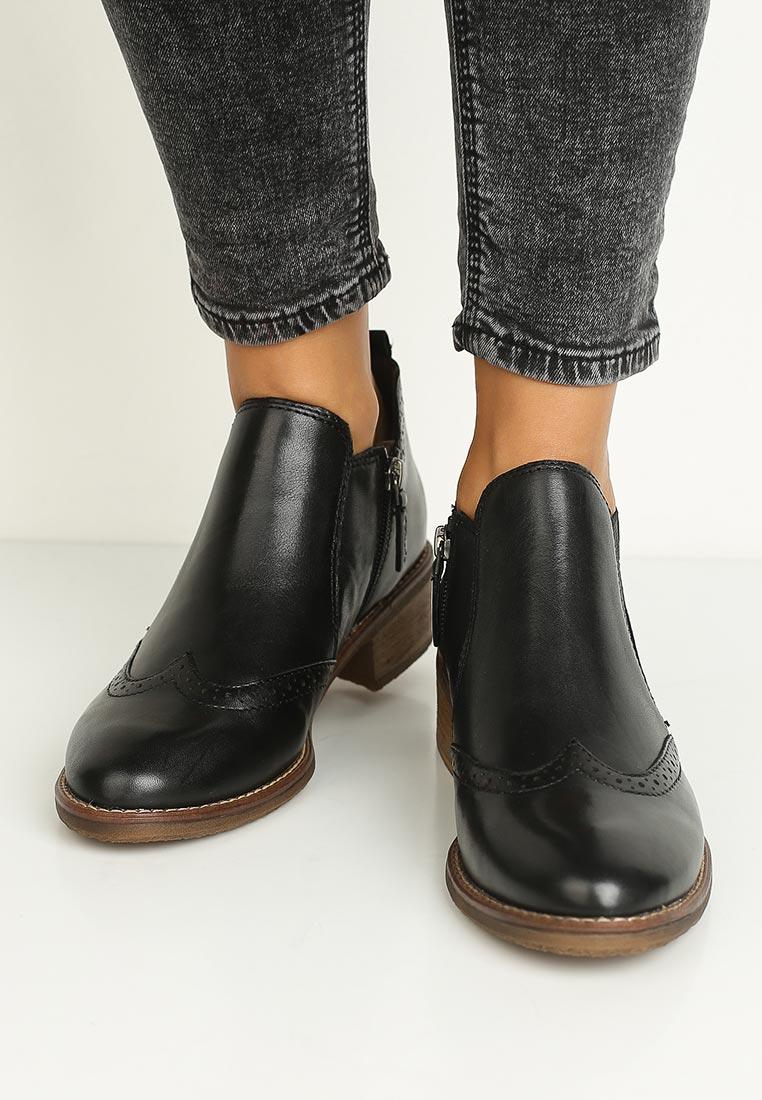 Женские ботинки Tamaris (Тамарис) 1-1-25375-29-001: изображение 10