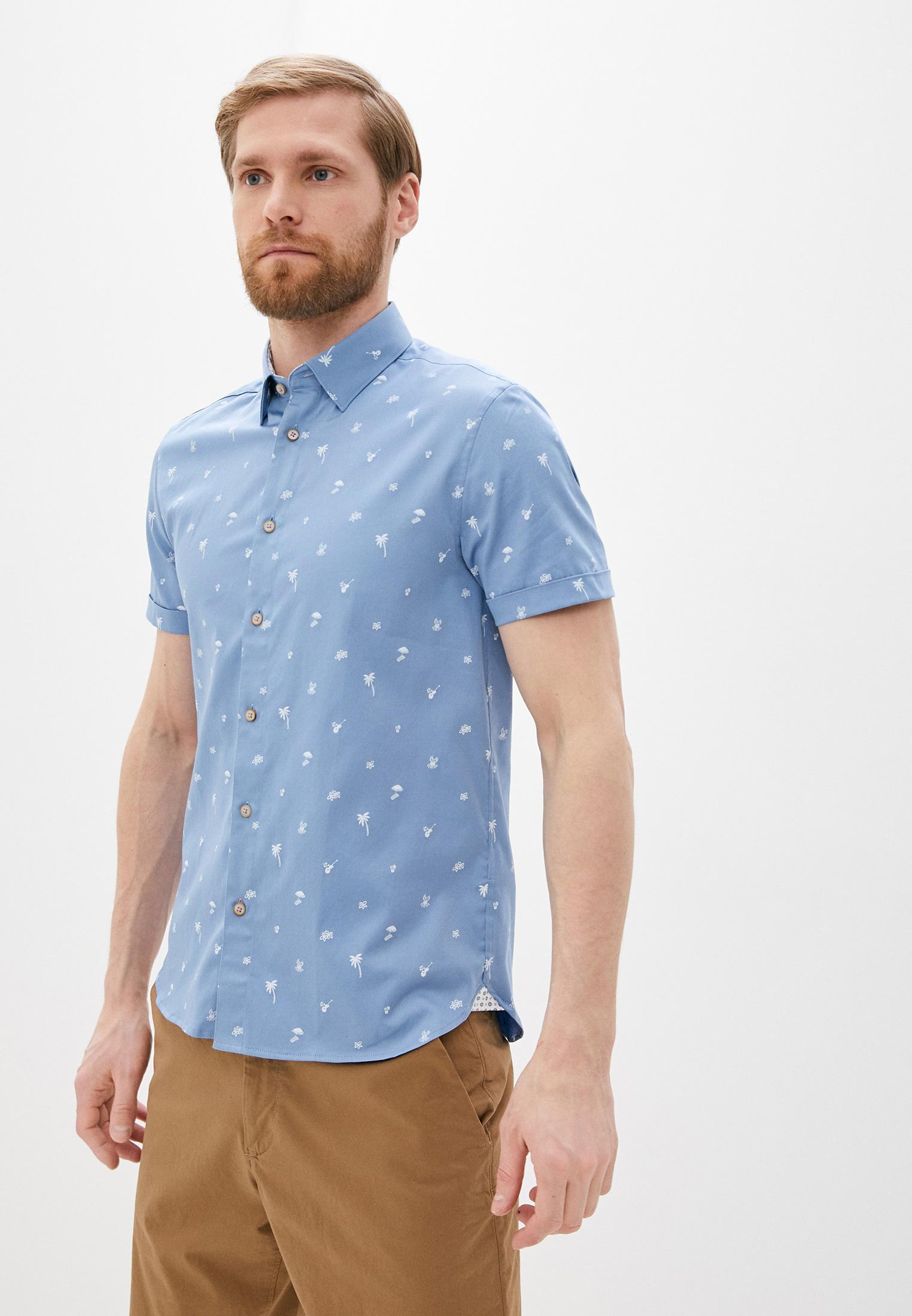 Рубашка с коротким рукавом Ted Baker London 241793