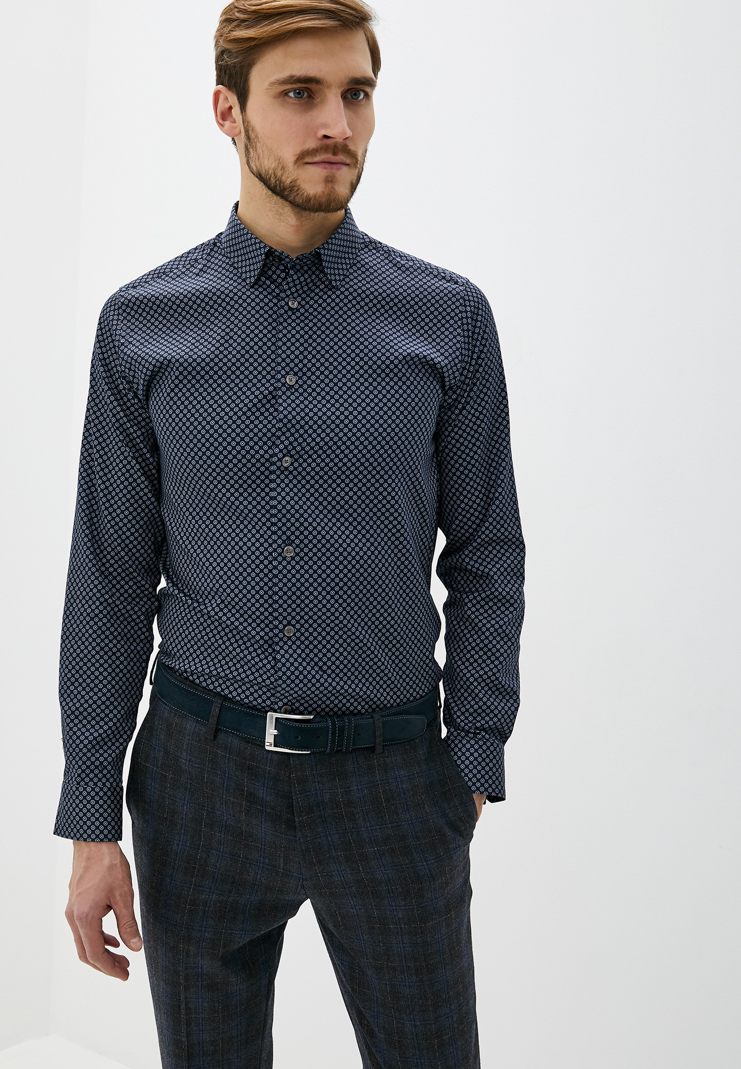 Рубашка с длинным рукавом Ted Baker London (Тед Бейкер Лондон) 231084