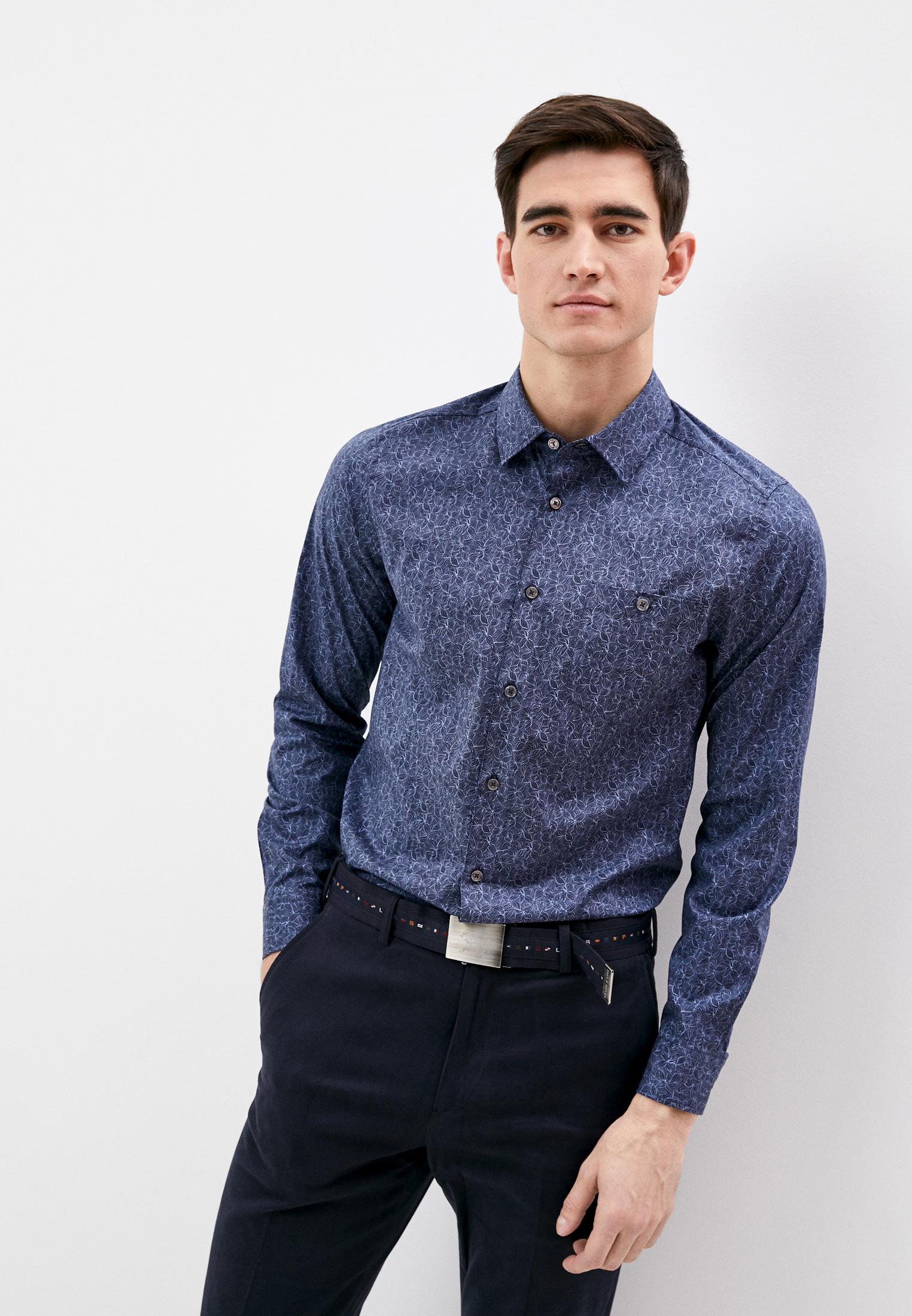 Рубашка с длинным рукавом Ted Baker London 252975