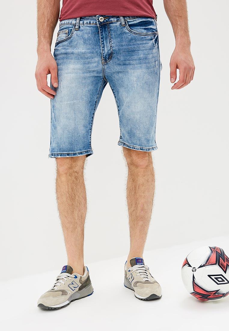 Мужские джинсовые шорты Terance Kole 8021