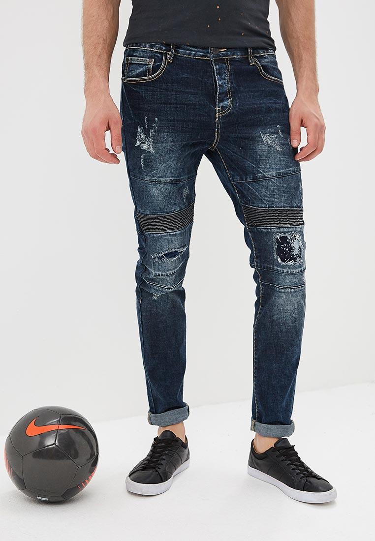 Зауженные джинсы Terance Kole 72139