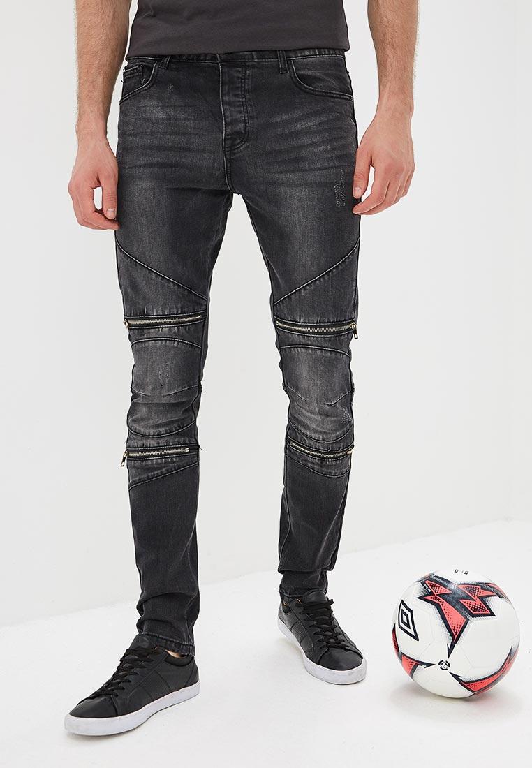 Зауженные джинсы Terance Kole 72151