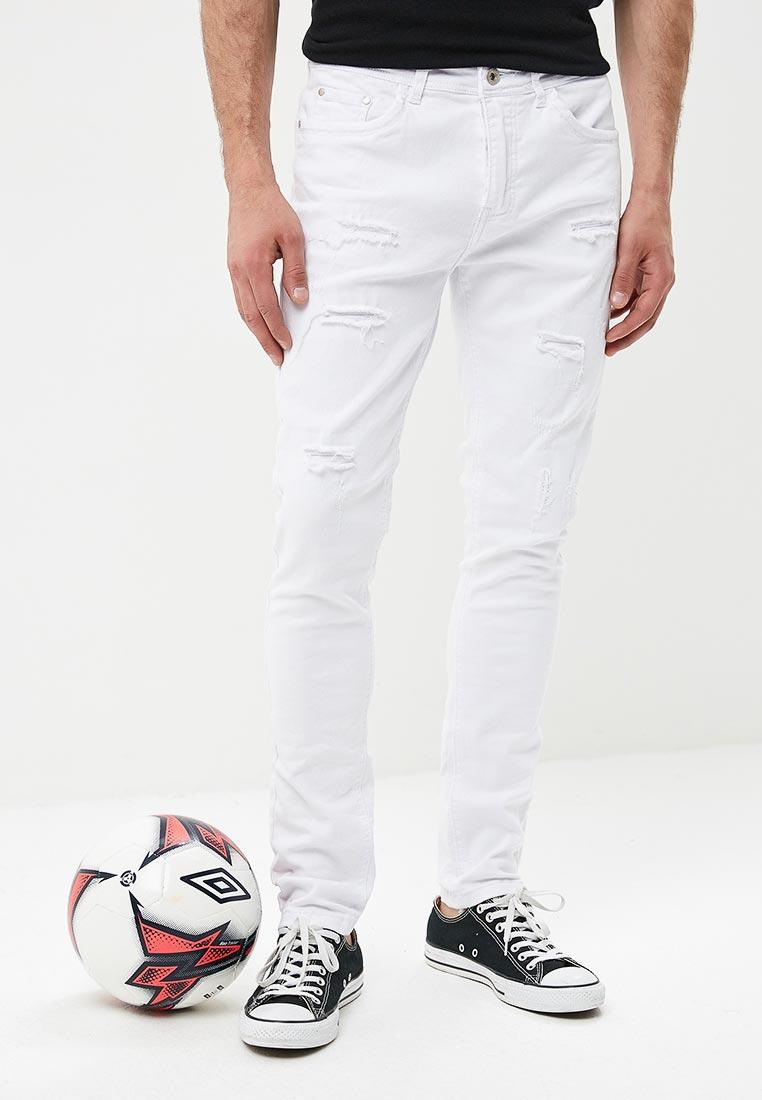 Зауженные джинсы Terance Kole 72197