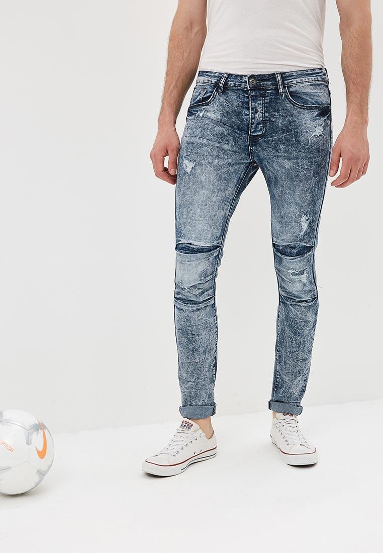 Зауженные джинсы Terance Kole 72212