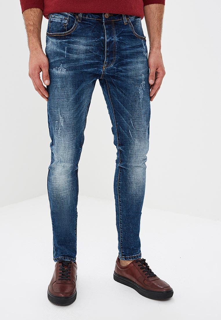 Зауженные джинсы Terance Kole 66001