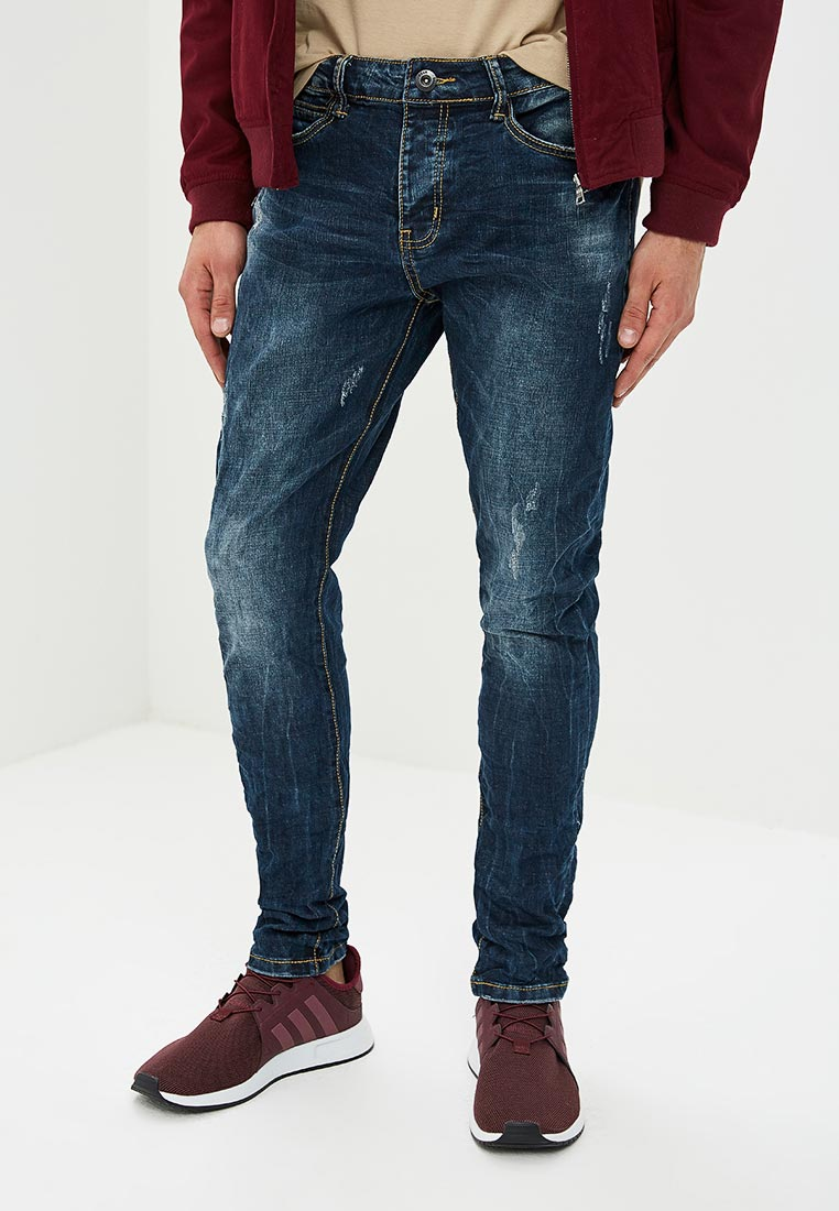Зауженные джинсы Terance Kole 72240