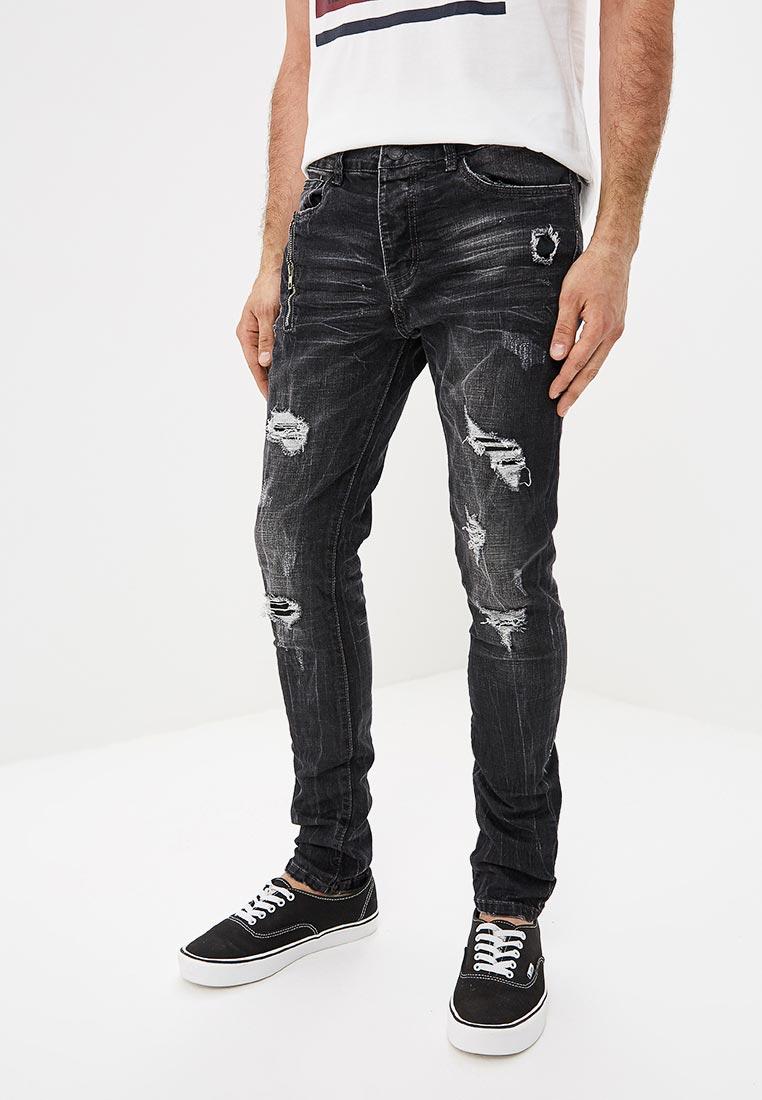 Зауженные джинсы Terance Kole 72255