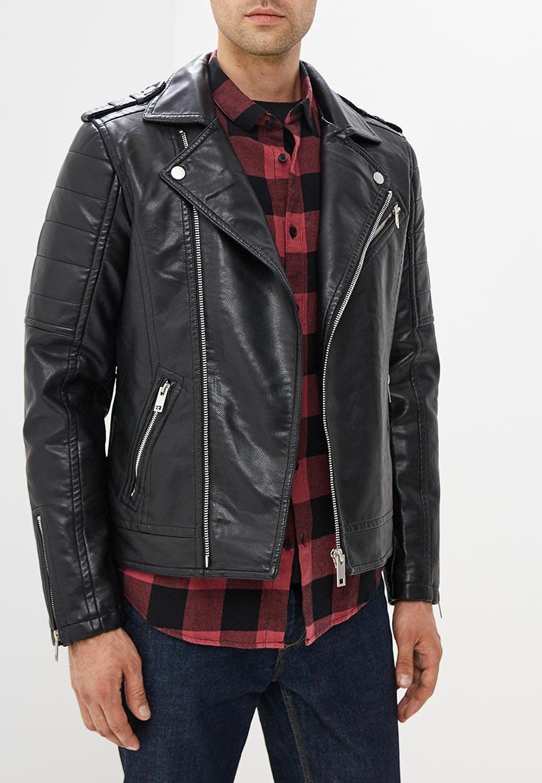 Кожаная куртка Terance Kole 79617